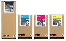 4 Original Tinta Epson B500 B-500DN B-510DN / T6181 T6172 T6173 T6174 Cartucho