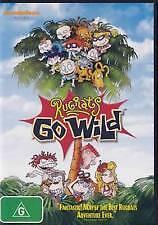 Rugrats Go Wild DVD Sealed   L5