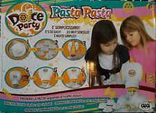 Dolce Party Macchina Per La Pasta Gig Rara Introvabile 7 Trafile vintage scatola