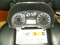 tacho kombiinstrument fiat punto grande 51718552 cockpi