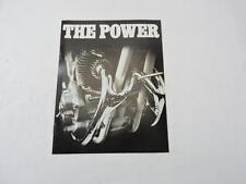 NOS BSA 1971 THE POWER Dealer Brochure 250 500 650 750 Rocket 3 Lightning W169