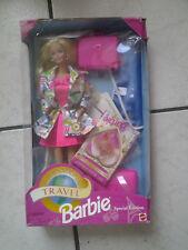"""Barbie Puppe """"Travel Interantional"""" mit original  Karton-noch unbespielt - 1994"""