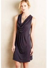 NEW ANTHROPOLOGIE Cara Cowlneck Dress S Small by Maeve