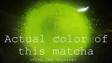 MATCHA 100g How to make Matcha LATTE / ICE CREAM / Green Tea Powder RECIPE