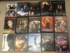 Bundle Of 15 Superhero, Sci-fi Films And Some Tv Series Dvds