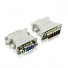 DVI DVIV Male 24+5 Pin to VGA Female Converter Adapter For DVD HDTV PC