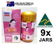 9x BABY SHEEP ESSENCE PLACENTA EXTRACT 35000mg 100 capsules Australia COSTAR