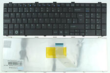 FUJITSU LIFEBOOK AH530 AH531 SERIES UK ENGLISH QWERTY LAYOUT KEYBOARD BLACK F57