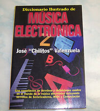Diccionario Ilustrado De Musica Electronica by Jose ...