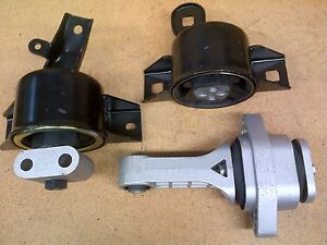 Hydraulic Front & Trans Mount Set for Chevrolet Aveo, Aveo5 Pontiac Wave Wave5