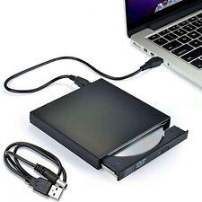 External USB DVD/CD Portable RW Combo Drive Burner USB2.0 for Windows 7 8 9 10..