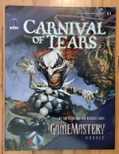 Dungeons & Dragons spin-off - Pathfinder RPG - Carnival of Tears (2007) (EX)