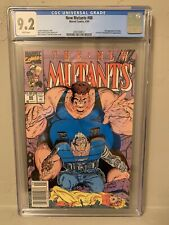 The New Mutants #88 CGC 9.2 NM Cable Liefeld