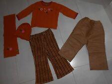 Lotto stock bambina 18 mesi  maglia pantaloni  pelle sciarpa berretto benetton