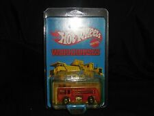 Hot Wheels Workhorses 1979 Fire Eater Sealed on Card