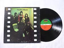 YES ~ THE YES ALBUM ~ EX/VG- ~ 1971 US 1ST PRESS PROG VINYL LP ~ VERY NICE AUDIO