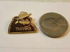 SMOKEY THE BEAR PREVENT FOREST FIRES PIN THANKS
