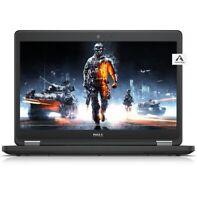 """Dell Latitude 14.1"""" Gaming Laptop 8GB RAM 500GB HDD Intel i5 2.80GHz Webcam WiFi"""