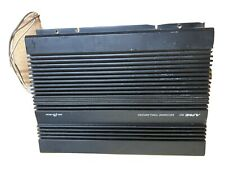 Alpine 3527 4 3 2 Channel Power Amplifier Amp Old School Vintage Car Audio