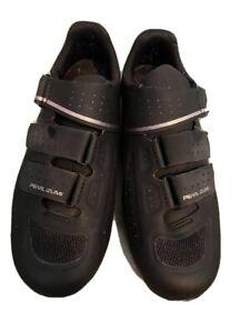 Pearl Izumi Race Road V5 Cycling Shoe Womens 39 US 8 Black