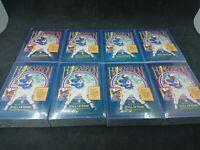 (Lot of 8) Factory Sealed 1986 DONRUSS Baseball Card Set Hall Of Fame Hank Aaron