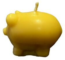 """Pig,Piggy Silicone Candle Mould,Mold,Make 1000 Candles,incl 1.5"""" wick,Made in UK"""