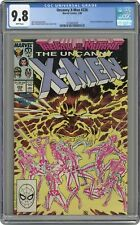 Uncanny X-Men #226 CGC 9.8 1988 1618423059
