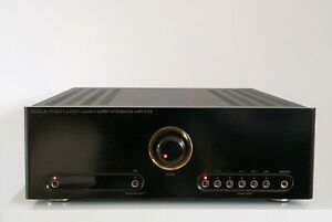 MUSICAL FIDELITY A1001 Class A, Super Integrated Amplifier - VGC