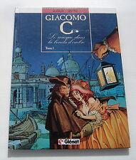 GIACOMO C - Tome 1 - BD EO - GLENAT - DUFAUX / GRIFFO