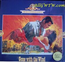 1989 Gone With the Wind MGM Puzzle ~New & Sealed!!