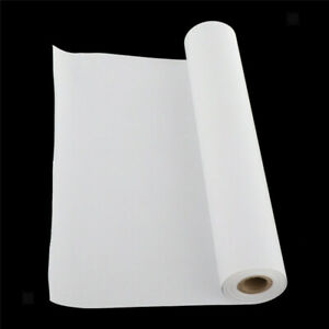 Roll of 10m White Drawing Paper Roll Roll Paper Recyclable Art Supplies