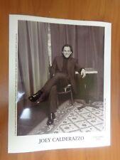 Vintage Glossy Press Photo Musician Joey Calderazzo Four Mfs Playin' Tunes