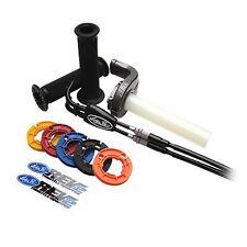 Motion Pro Rev2 Revolver Variable Rate Throttle Kit Honda CBR 600RR Tube Cables