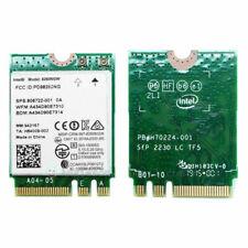 Dell 8260Ngw Intel Wlan WiFi Wireless M.2 Card BlueTooth 4.2 8Xg1T 08Xg1T New