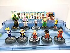 10Pc Full Set Japan Bandai Dragon Ball Z Color Gashapon Toy Action Figure Part 2