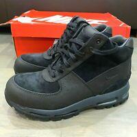 Nike Air Max Goadome ACG Boots Black Black Anthracite Size 9.5 BQ3459-001 New