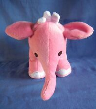 *1804c*  Taronga Conservation society - cute pink Elephant - plush - 22cm