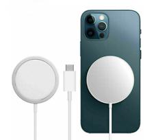 Cargador inalámbrico magnético Mag Safe compatible para iPhone 12/Pro/Pro Max/Mini