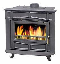 Multi Fuel Stove Fireplace Log Burner 13 kW Cast Iron High quality by Plamen GFR