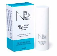 Dr Nick Lowe Anti-Ageing Lifting Wrinkles Eye Serum Skin Treatment 15ml