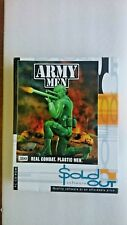 Army Men Real Combat Plastic Men (PC Windows 1998) - Big Box Edition