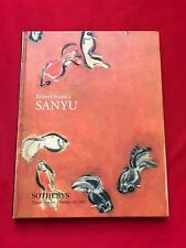 TaiPei Sotheby 1997 Robert Frank's SanYu ( Highly important Chinese painting)