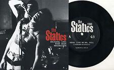 """Statics-original 1980 punk rock Recordings 7"""" bureaucrats diodes SPY 's Canada"""