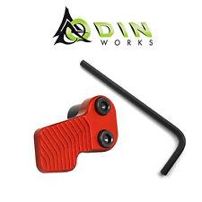 Odin Works XMR Enlarged Extended Mag Release Paddle - Red