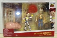 Disney Pixar Toy Story ANDY'S IMAGINATION Gift Set WOODY JESSIE & HAMM