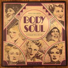 New listing NEAR MINT, 3-LP Jazz Compilation--Bessie, Ella, Billie Holiday Etc.