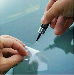 Car Windscreen Glass Crack Chip Repair Fluid Windshield Nano DIY Resin Fix Pack