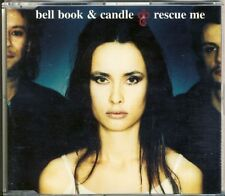 BELL BOOK & CANDLE - rescue me  4 trk MAXI CD 1997