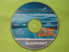 CD NAVIGATION DX WEST EUROPA 2003 VW MFD T5 MERCEDES AUDI SKODA FORD HONDA SEAT