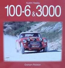 LIVRE/BOOK : AUSTIN HEALEY 100-6 & 3000 (voiture rally de collection,oldtimer)